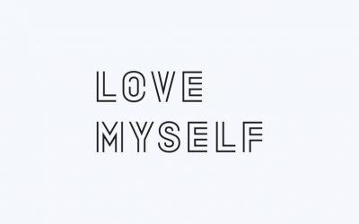 'LOVE MYSELF 캠페인'과 라인, 카카오의 만남