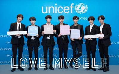 'LOVE MYSELF' 캠페인, 일본에서도 시작하며 본격 글로벌 확대