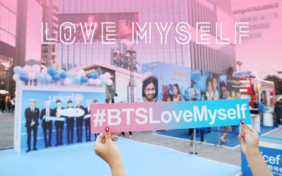 BTS LOVE MYSELF 1st  Anniversary Festa – Thank you, ARMY