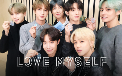 'LOVE MYSELF' Daily with BTS