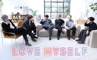 방탄소년단 멤버들이 생각하는 LOVE MYSELF 캠페인!